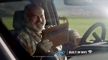 2018 Ford F-150 XLT SuperCrew TV Spot, 'Best Seats in the House' [T2] - Thumbnail 4
