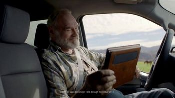 2018 Ford F-150 XLT SuperCrew TV Spot, 'Best Seats in the House' [T2] - Thumbnail 5