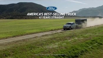 2018 Ford F-150 XLT SuperCrew TV Spot, 'Best Seats in the House' [T2] - Thumbnail 6