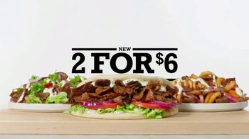 Arby's Gyro Menu TV Spot, 'I Need a Gyro' Song by Bonnie Tyler - Thumbnail 8