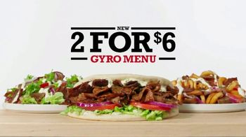 Arby's Gyro Menu TV Spot, 'I Need a Gyro' Song by Bonnie Tyler - Thumbnail 9