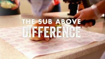 Jersey Mike's TV Spot, 'The Sub Above Difference: Substantial' - Thumbnail 2
