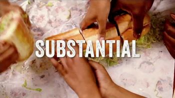 Jersey Mike's TV Spot, 'The Sub Above Difference: Substantial' - Thumbnail 3