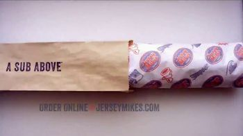 Jersey Mike's TV Spot, 'The Sub Above Difference: Substantial' - Thumbnail 9