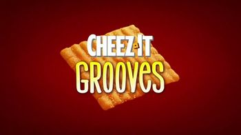 Cheez-It Grooves Sharp White Cheddar TV Spot, 'Deep Valleys of Flavor' - Thumbnail 1