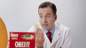 Cheez-It Grooves Sharp White Cheddar TV Spot, 'Deep Valleys of Flavor' - Thumbnail 6
