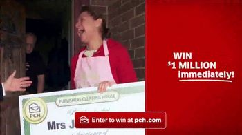 Publishers Clearing House TV Spot, 'June 29: Win $1 Million Immediately' - Thumbnail 3