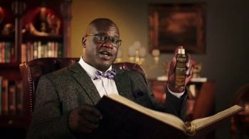 Gold Bond Men's Essentials Body Powder Spray TV Spot, 'Shaq Wisdom' - 581 commercial airings