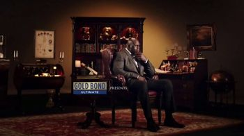 Gold Bond Men's Essentials Body Powder Spray TV Spot, 'Shaq Wisdom' - Thumbnail 1