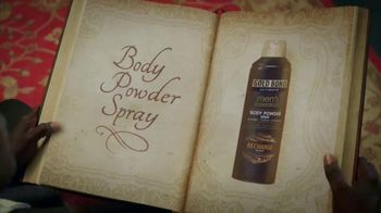 Gold Bond Men's Essentials Body Powder Spray TV Spot, 'Shaq Wisdom' - Thumbnail 7