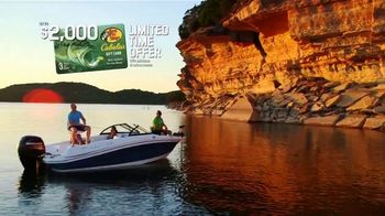 Bass Pro Shops Go Outdoors Event & Sale TV Spot, 'Boat Gift Card' - Thumbnail 10