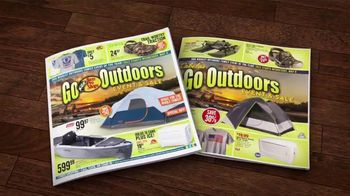 Bass Pro Shops Go Outdoors Event & Sale TV Spot, 'Boat Gift Card' - Thumbnail 3