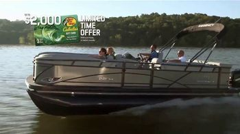 Bass Pro Shops Go Outdoors Event & Sale TV Spot, 'Boat Gift Card' - Thumbnail 8