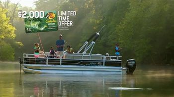 Bass Pro Shops Go Outdoors Event & Sale TV Spot, 'Boat Gift Card' - Thumbnail 9