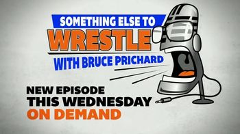 WWE Network TV Spot, 'Something Else to Wrestle With Bruce Prichard' - Thumbnail 9