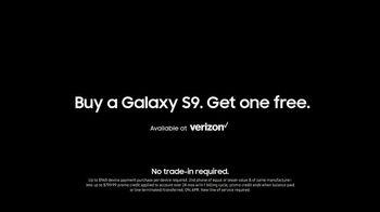 Samsung Galaxy S9 TV Spot, 'Remix Your Everyday: BOGO' - Thumbnail 9
