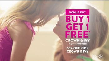 Belk Mother's Day Sale TV Spot, 'Bonus Buys' - Thumbnail 4