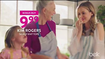 Belk Mother's Day Sale TV Spot, 'New Directions and Kim Rogers' - Thumbnail 7