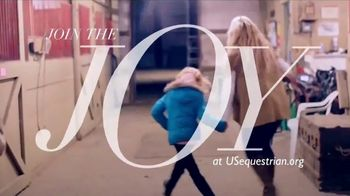 US Equestrian TV Spot, 'Discover the Joy of Horse Sports' - Thumbnail 7