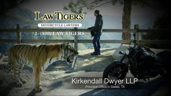 Law Tigers TV Spot, 'Embrace the Unknown' - Thumbnail 10