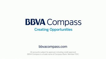 BBVA Compass Mobile Banking App TV Spot, 'Anytime, Anywhere' - Thumbnail 10