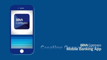 BBVA Compass Mobile Banking App TV Spot, 'Anytime, Anywhere' - Thumbnail 5