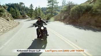 Law Tigers TV Spot, 'Unexpected Turn' - Thumbnail 7