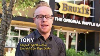 Allegiant TV Spot, 'The Insider's Guide: Las Vegas' - Thumbnail 1
