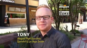 Allegiant TV Spot, 'The Insider's Guide: Las Vegas' - Thumbnail 3