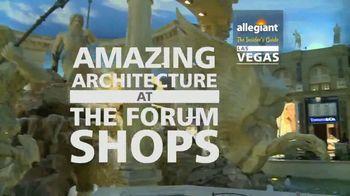 Allegiant TV Spot, 'The Insider's Guide: Las Vegas' - Thumbnail 7