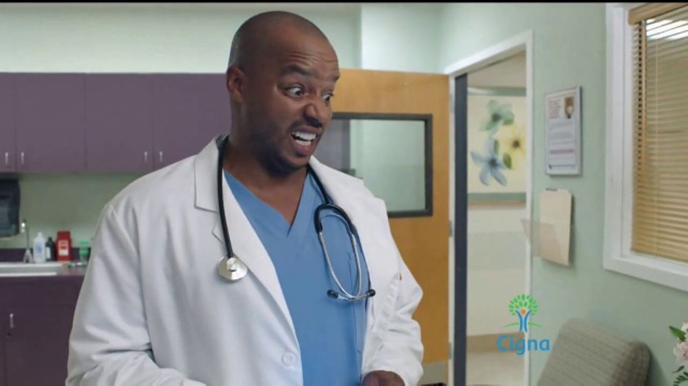 Cigna TV Commercial, 'TV Doctors of America: Bedside Manner' Feat. Donald Faison