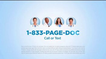 Cigna TV Spot, 'TV Doctors of America: Bedside Manner' Feat. Donald Faison - Thumbnail 10