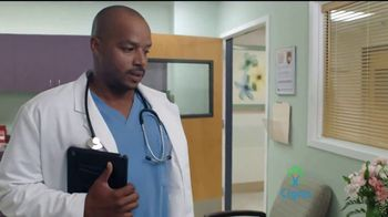 Cigna TV Spot, 'TV Doctors of America: Bedside Manner' Feat. Donald Faison - Thumbnail 2