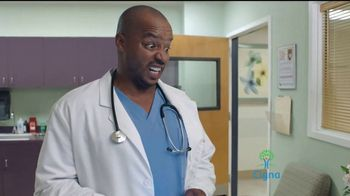 Cigna TV Spot, 'TV Doctors of America: Bedside Manner' Feat. Donald Faison - 1778 commercial airings