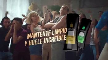 Axe Gold Body Wash TV Spot, 'Dame cinco' canción de Shanice Ross [Spanish] - Thumbnail 7