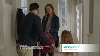 VRAYLAR TV Spot, 'Shaky Ground' - Thumbnail 4