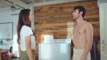 Axe Gold Body Wash TV Spot, 'El tiro' canción de Shanice Ross [Spanish]
