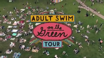 Adult Swim 2018 On the Green Tour TV Spot, 'Bringing the Activities'