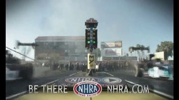 NHRA TV Spot, 'Virginia Nationals'