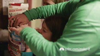 CNBC Make It TV Spot, 'Fanelli Hockey'