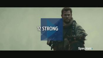 Spectrum On Demand TV Spot, 'Black Panther | 12 Strong'