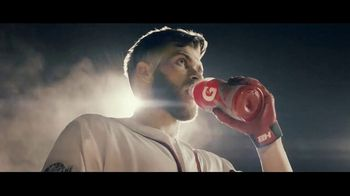 Gatorade TV Spot, 'Nothing Beats Gatorade' Featuring Bryce Harper