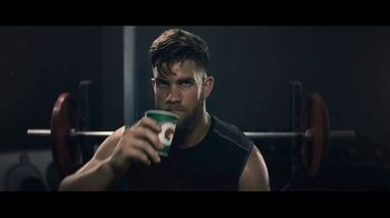Gatorade TV Spot, 'Nothing Beats Gatorade' Featuring Bryce Harper - Thumbnail 7