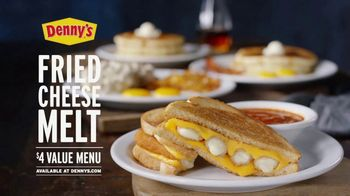 Denny's Fried Cheese Melt TV Spot, 'Now Accepting Nominations' - Thumbnail 9