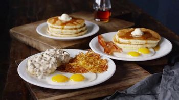 Denny's Fried Cheese Melt TV Spot, 'Now Accepting Nominations' - Thumbnail 2