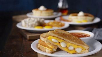 Denny's Fried Cheese Melt TV Spot, 'Now Accepting Nominations' - Thumbnail 3