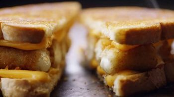 Denny's Fried Cheese Melt TV Spot, 'Now Accepting Nominations' - Thumbnail 4