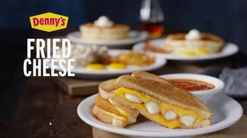 Denny's Fried Cheese Melt TV Spot, 'Now Accepting Nominations' - Thumbnail 8