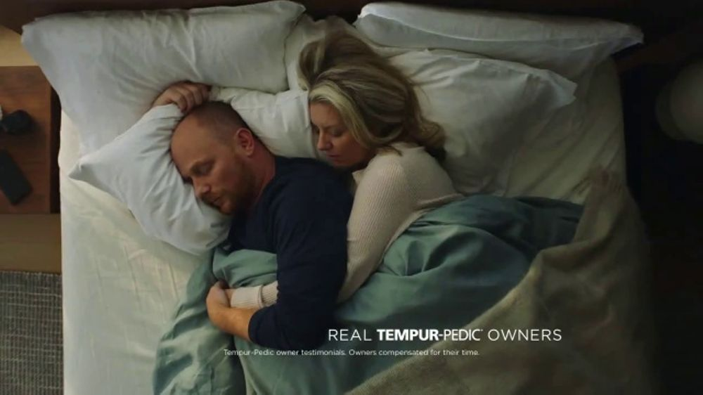 Tempur Pedic Memorial Day Sale Tv Commercial Challenge Ispot Tv