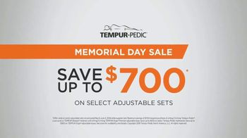 Tempur-Pedic Memorial Day Sale TV Spot, 'Challenge' - Thumbnail 8